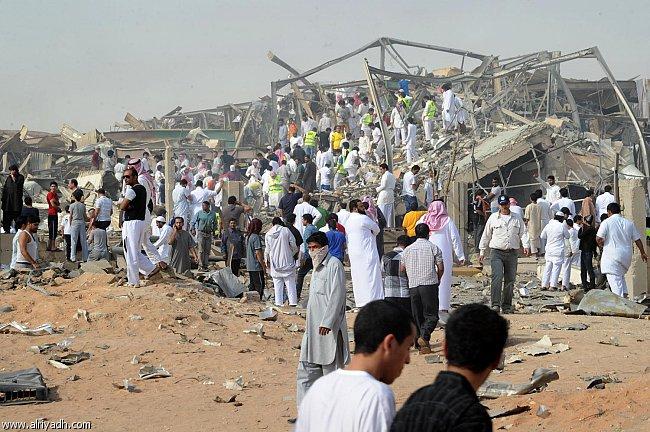 صور انفجار الرياض، تفجر سيارة الغاز 4326.imgcache.jpg