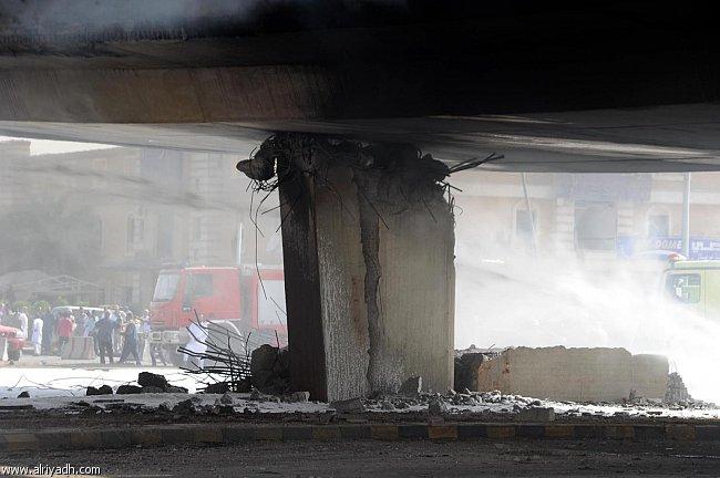 صور انفجار الرياض، تفجر سيارة الغاز 4327.imgcache.jpg