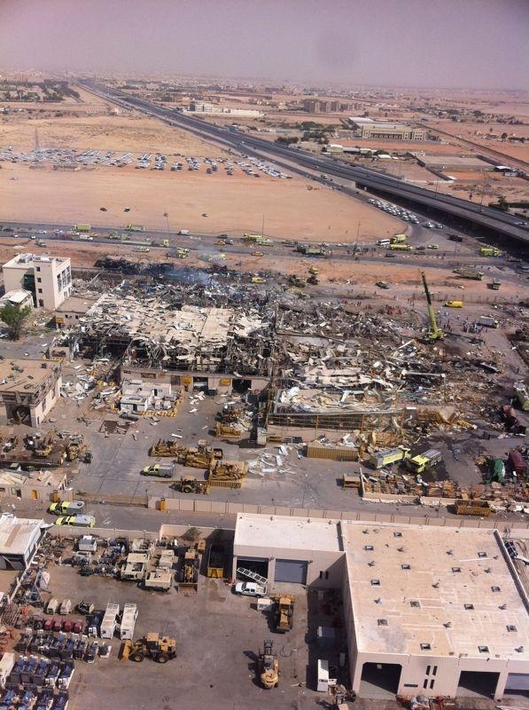 صور انفجار الرياض، تفجر سيارة الغاز 4334.imgcache.jpg