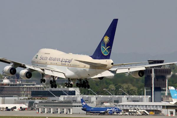 الخطوط-السعودية-مطار-طياران