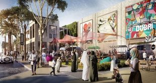 Dubai Hills Mall Exterior Boulevard (1)